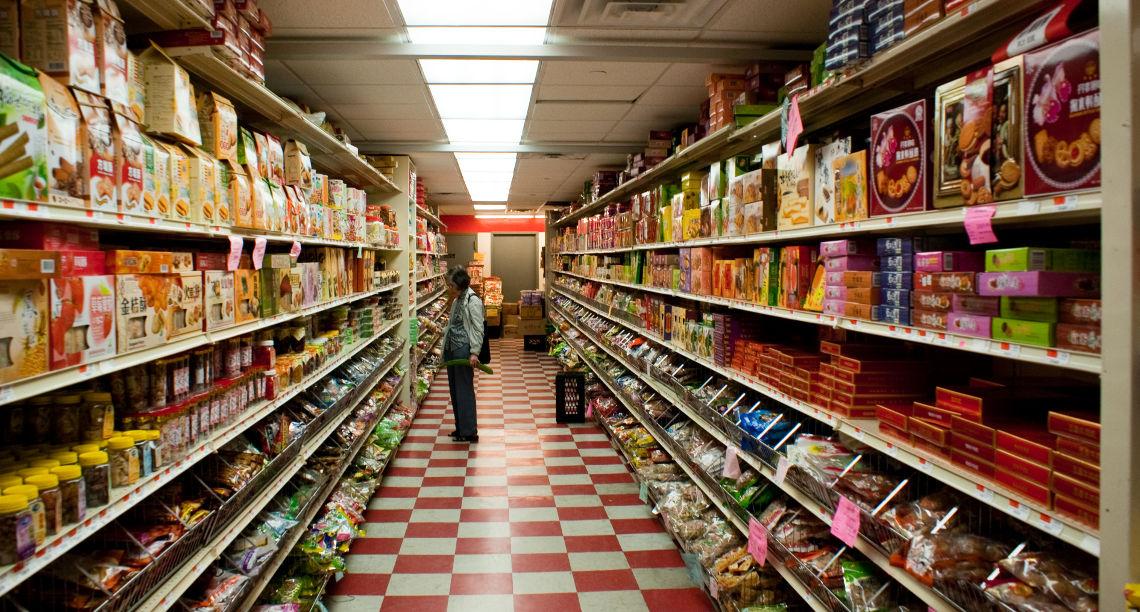 Supermercados Chinos Barcelona
