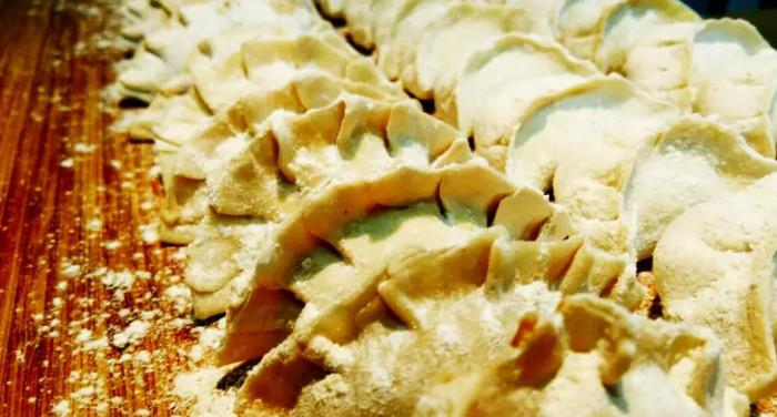 Degustación de Dumplings Chinos Caseros