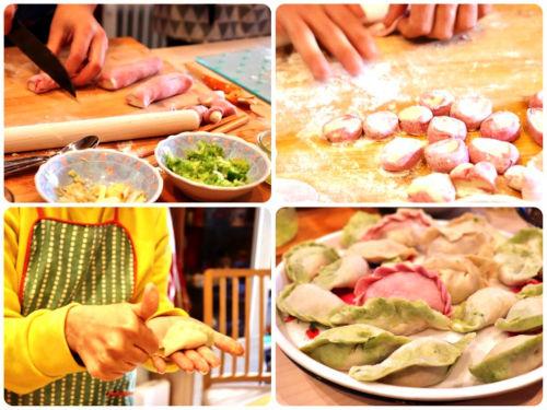 taller dumplings chinos
