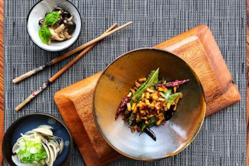 Taller de cocina taiwanesa