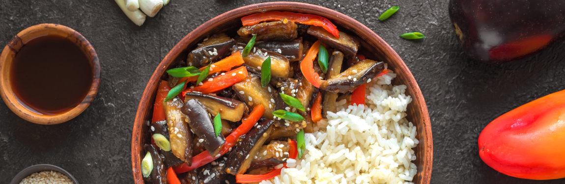 Taller de cocina china vegetariana