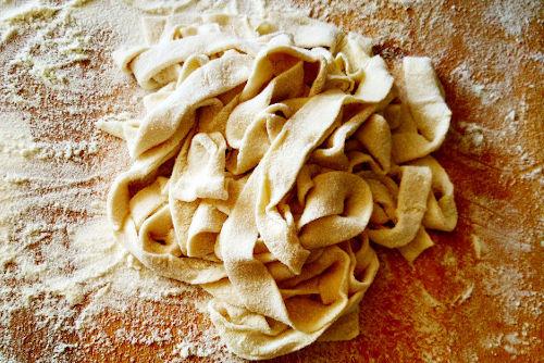 Taller de pasta china