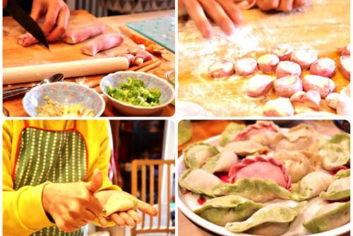 Taller de cocina china tradicional
