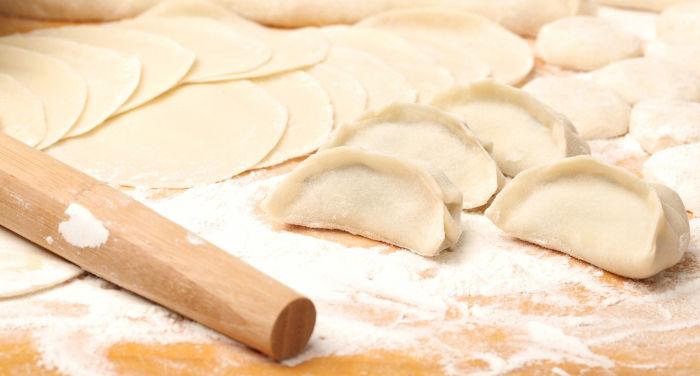 Receta de empanadillas o dumpligs chinos