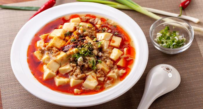 Receta de tofu picante o Mapo Tofu