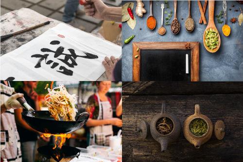 Talleres de cultura y gastronomía china